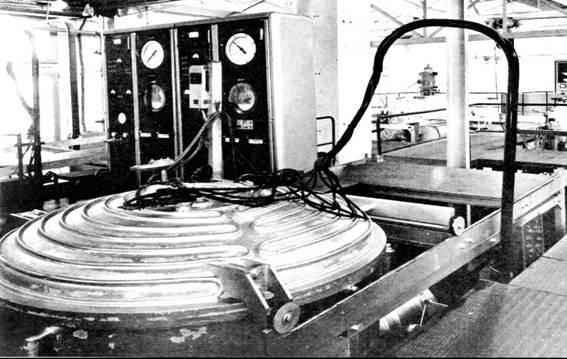 INFRAFOURS desenvolve o primeiro forno a vácuo usado para a brasagem de aços nobres para o setor aeronáutico.