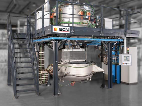 Fornos Fotovoltaicos & Equipamentos de produção de cristais